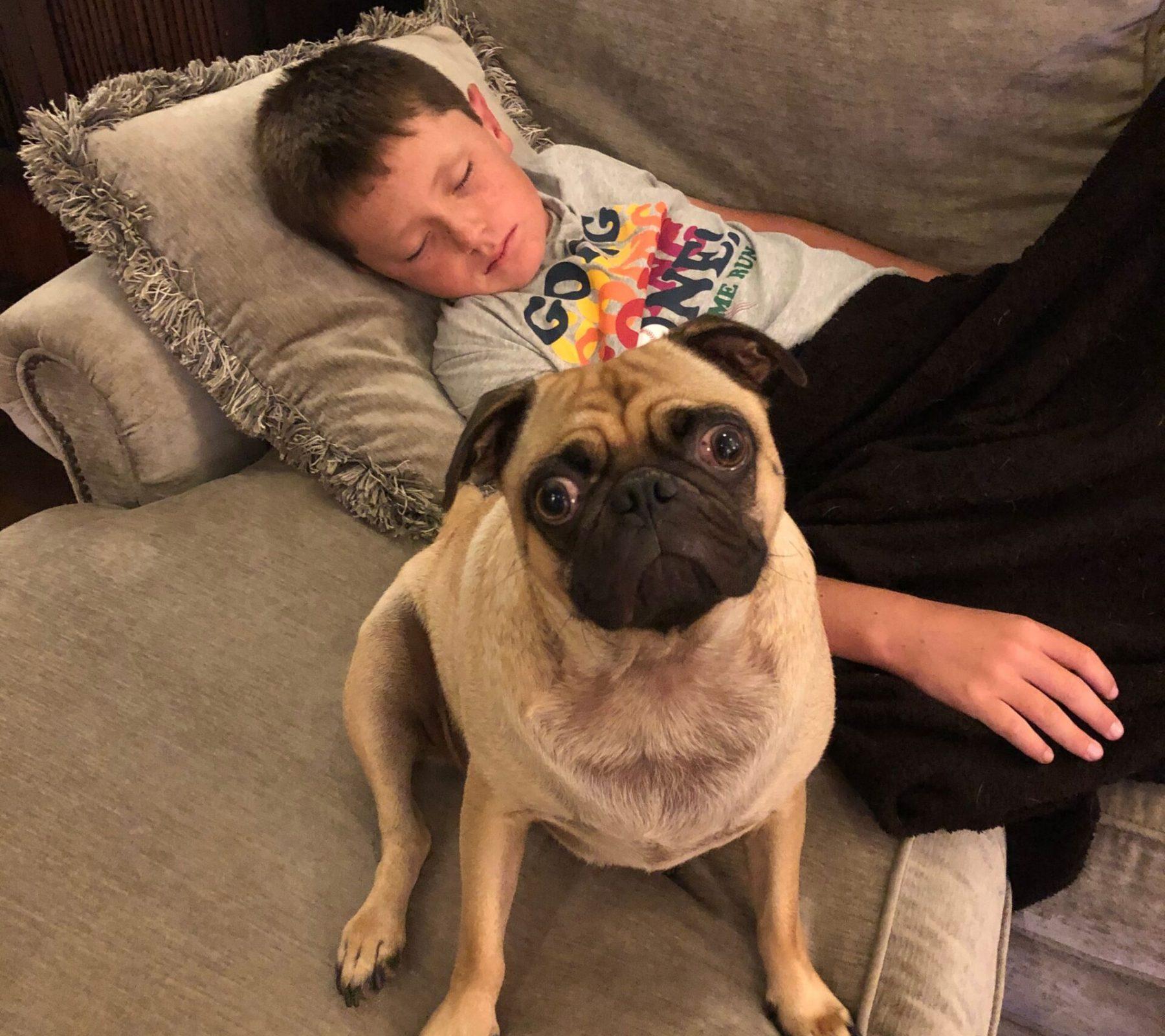 Doogie and Nicho